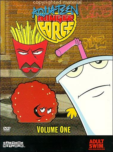 Aqua Teen Hunger Force - Season 1 (2000)
