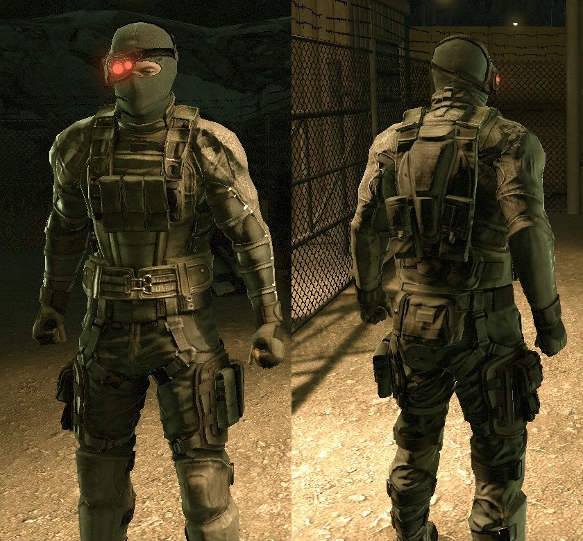 Tom Clancy's Splinter Cell Conviction: The Insurgency Pack