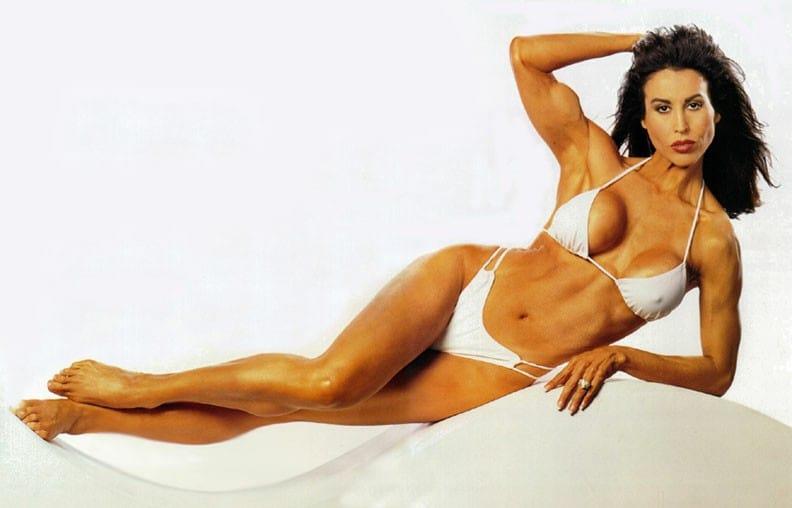 Rachel mclish nude