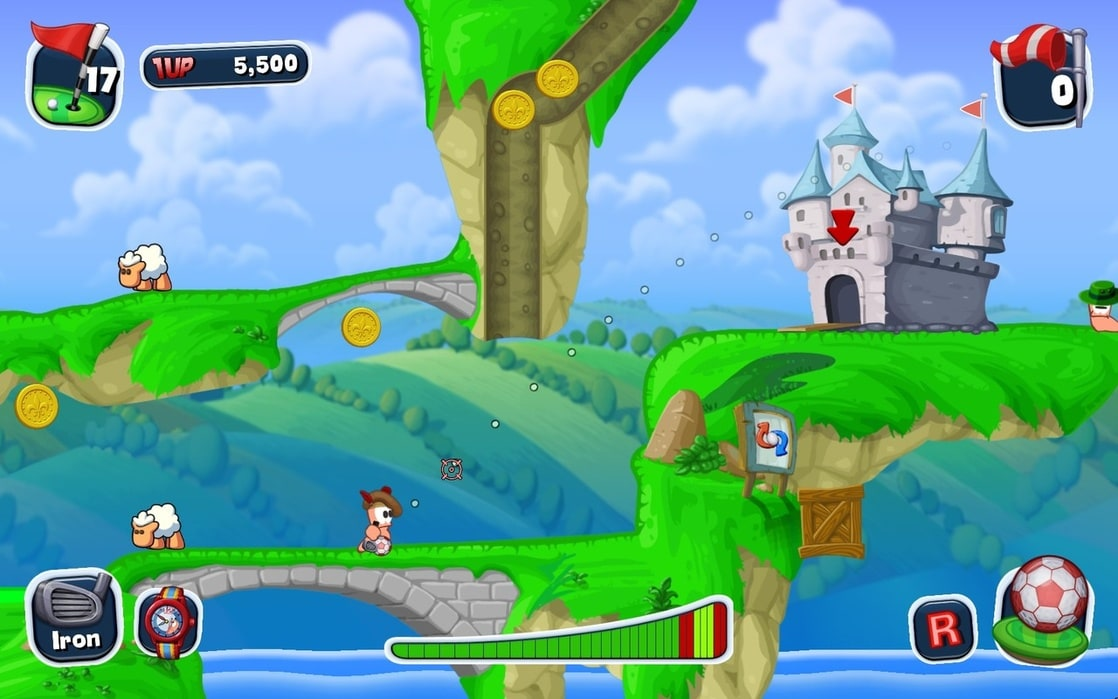 Picture of Worms: Crazy Golf
