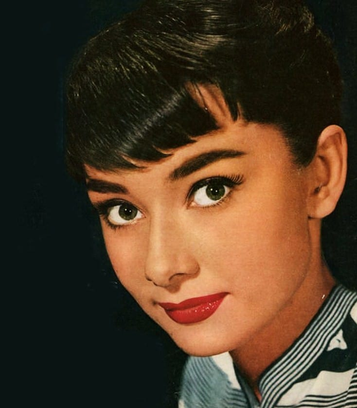 a biography of audrey hepburn Audrey hepburn was petite and beautiful - a fashion icon and a talented actress but not everyone knows that she survived starvation and danger as a.