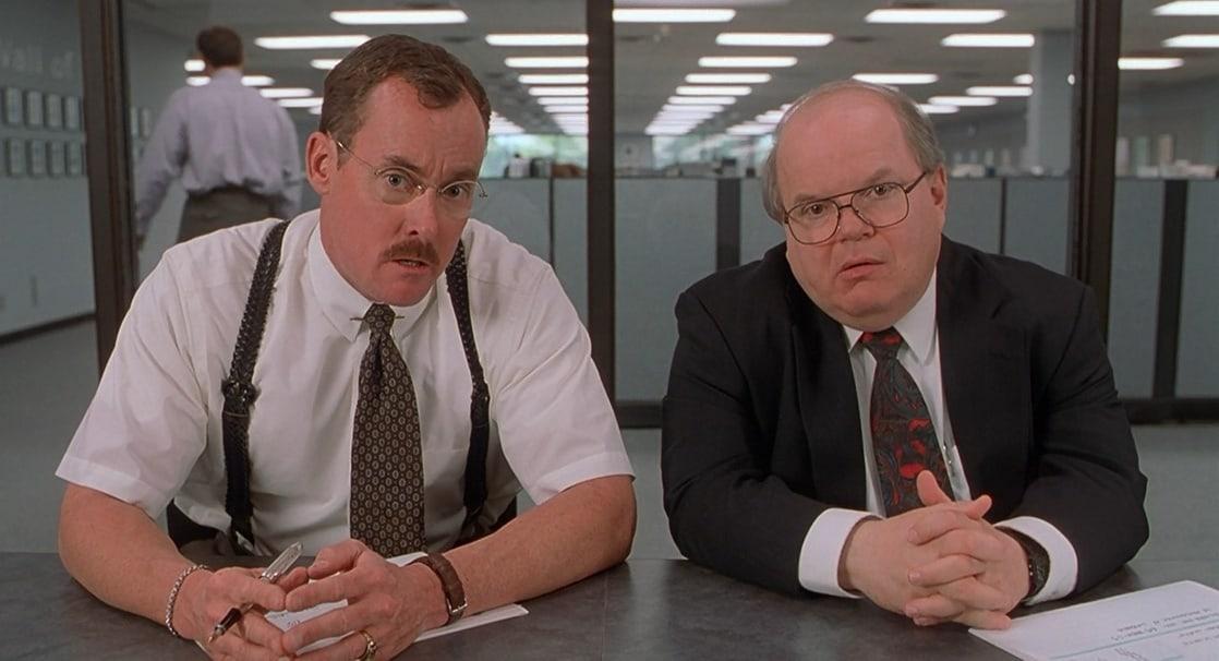 Cubiculos de la oficina                                  (1999)