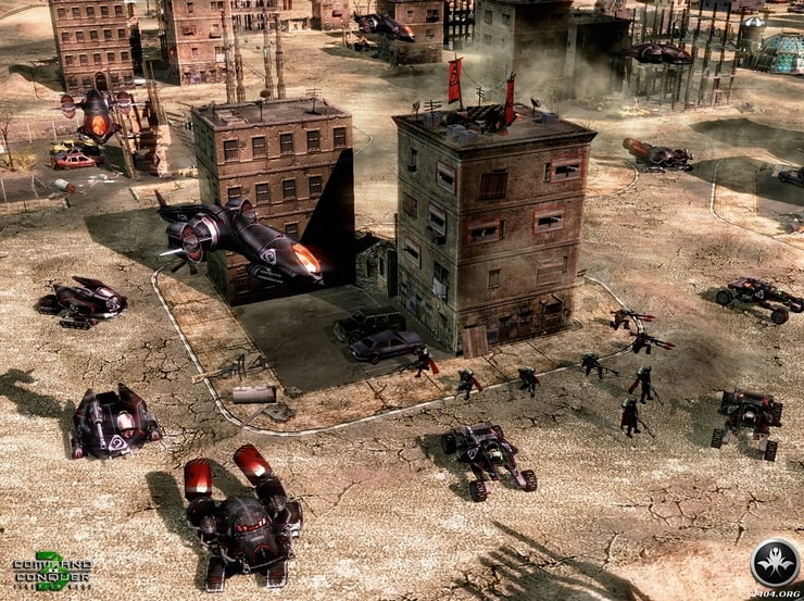 commander and conquer download