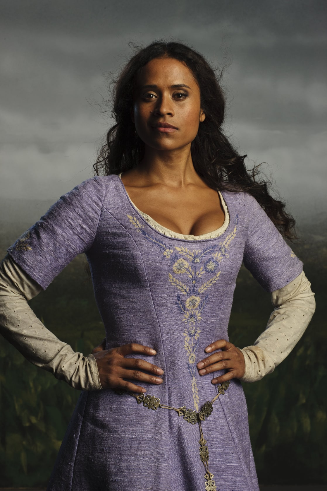 Angel Coulby net worth salary
