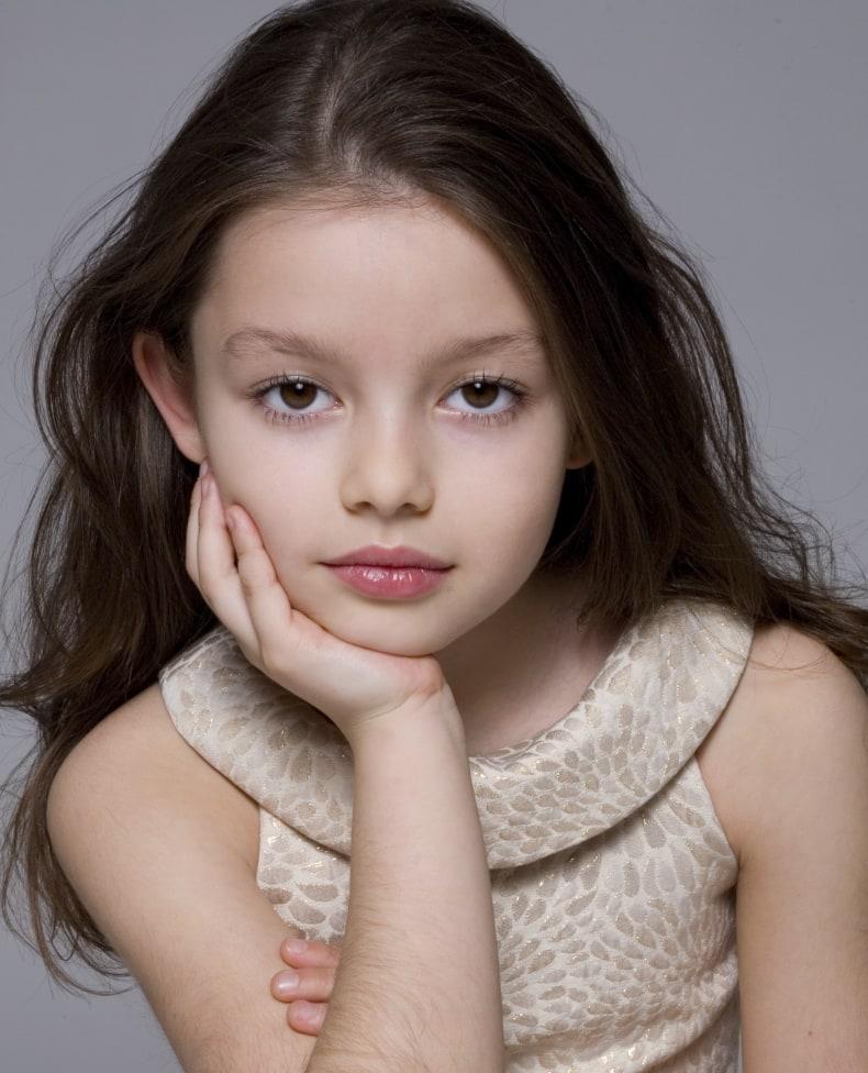 маленькие модели юные фото