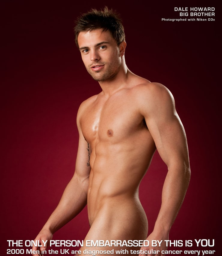 That big brother howard naked for