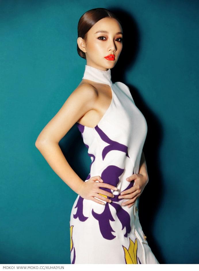 Xiaolu Li Nude Photos 54