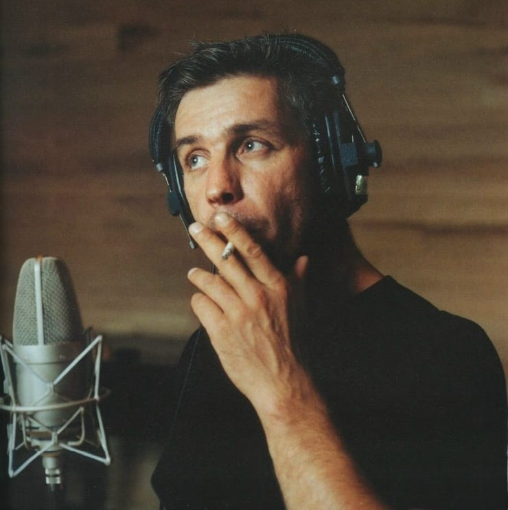 Picture Of Till Lindemann