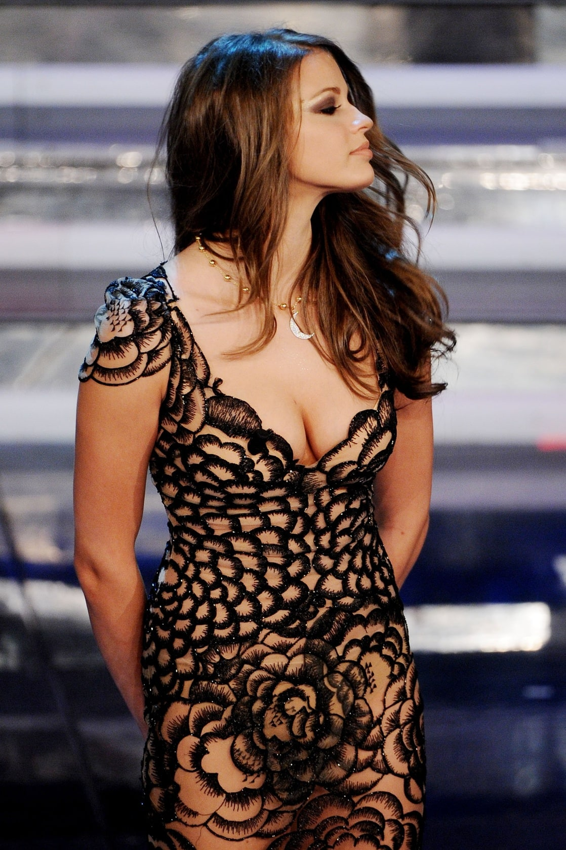 Celebrity Kristin Gustafson Nude Gif