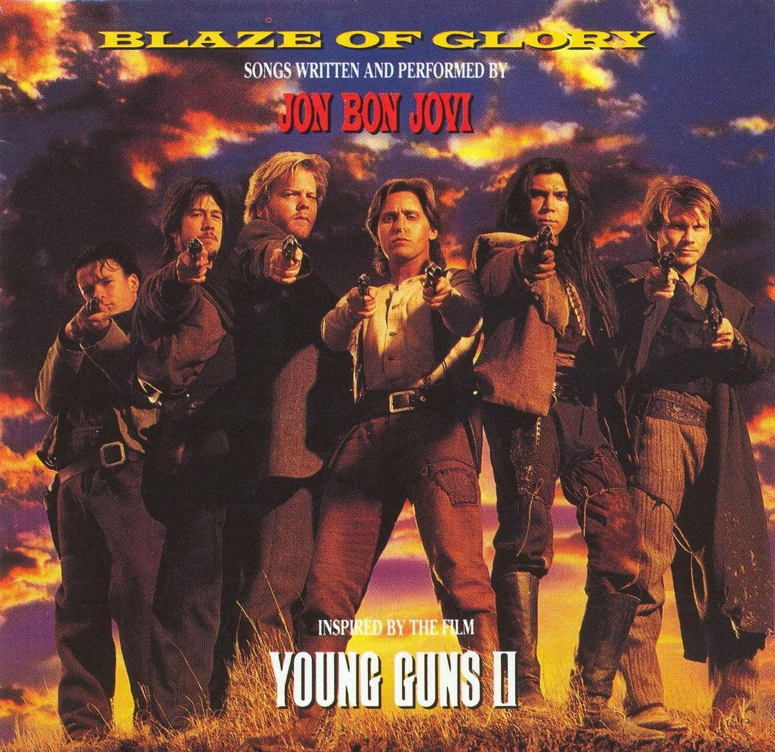 Picture of Blaze Of Glory/Young Guns II