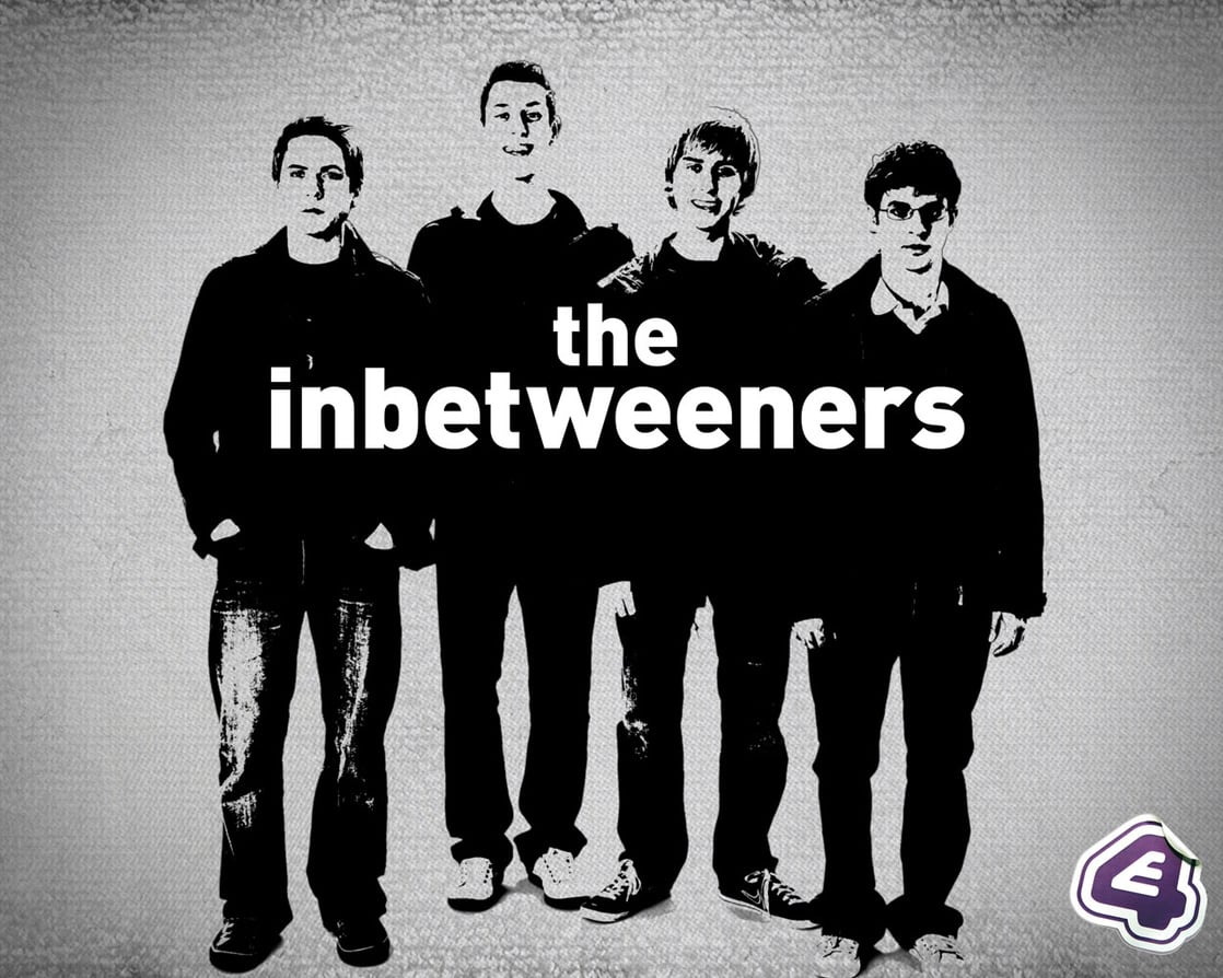 The Inbetweeners                                  (2008-2010)