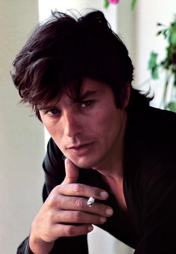 Picture of Alain Delon