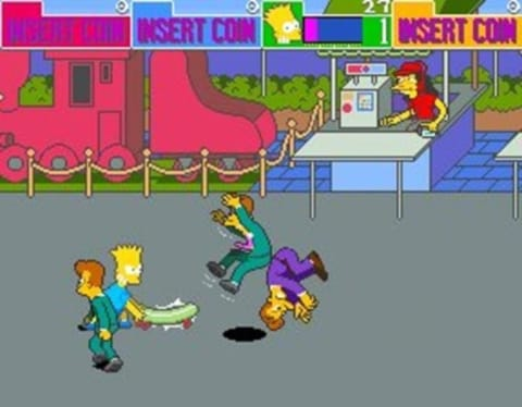 The Simpsons Arcade Game Download Free Pc