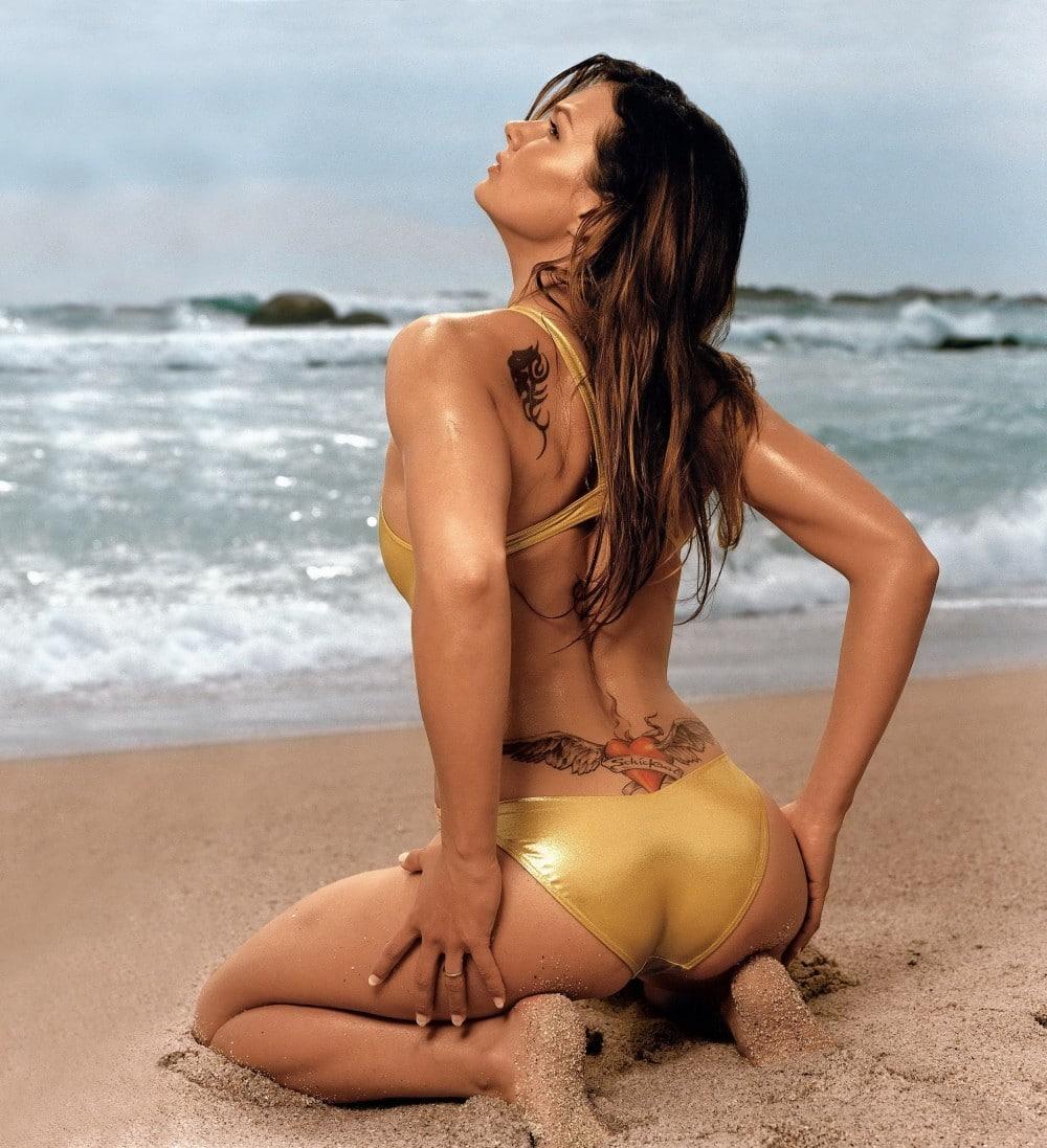 franziska van almsick bikini