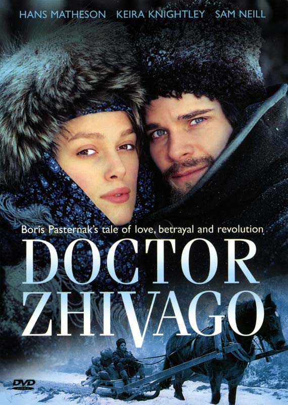 doctor zhivago book report Doctor zhivago by boris pasternak - view book on bookshelves at online book club - bookshelves is an awesome, free web app that lets you easily save and share lists of books and see what books are trending.