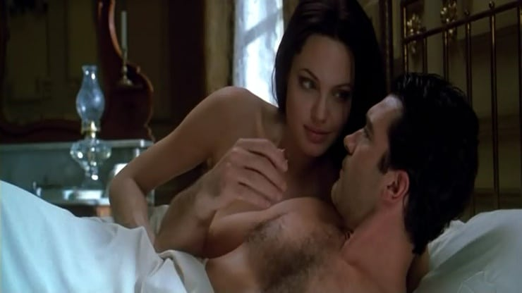 Анджелина джолисоблазн занимается сексом видео