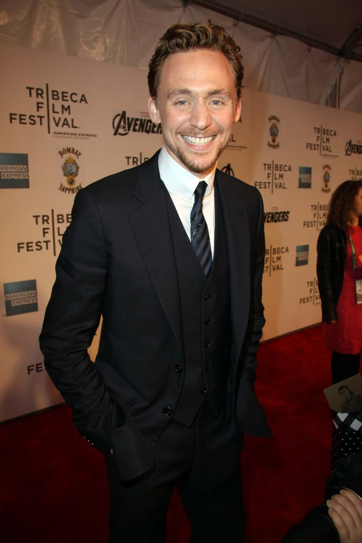 Picture Of Tom Hiddleston