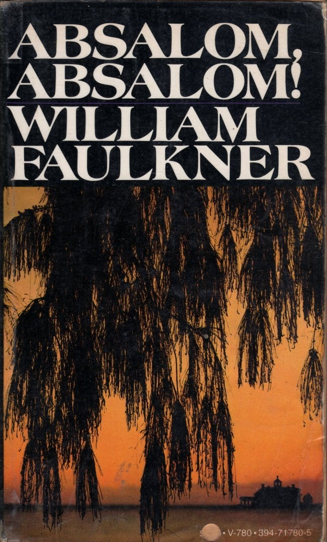 an analysis of the novel absalom absalom by william faulkner