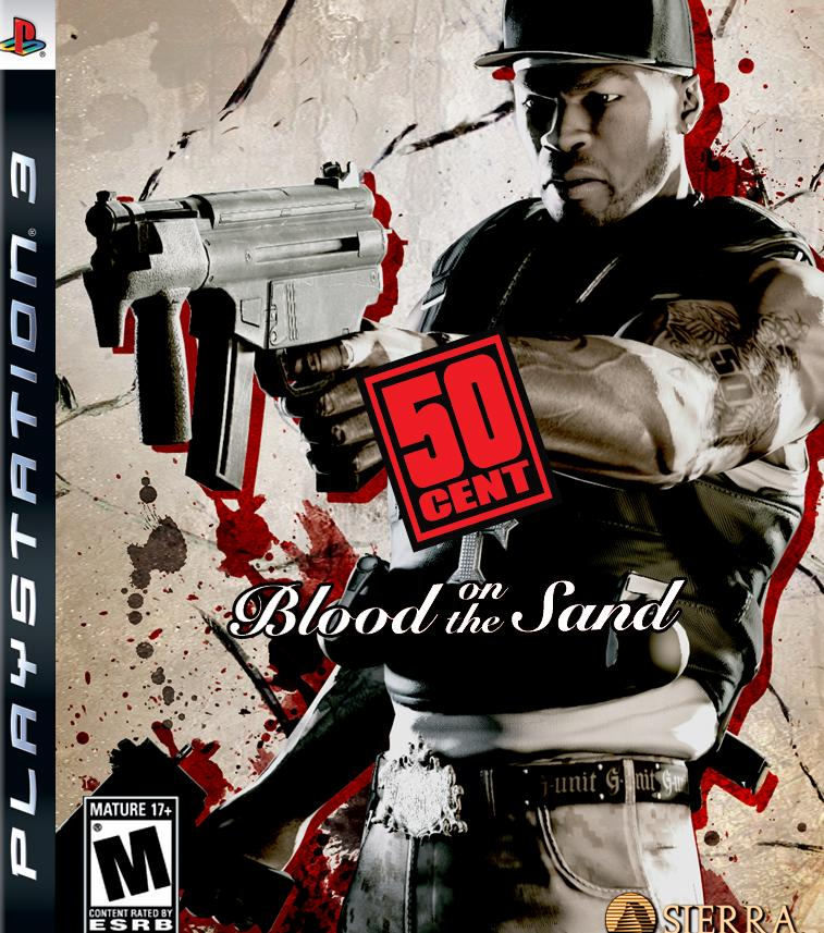 Picture of 50 Cent: Blood on the Sand