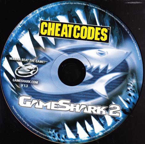 Gameshark codes playstation 2