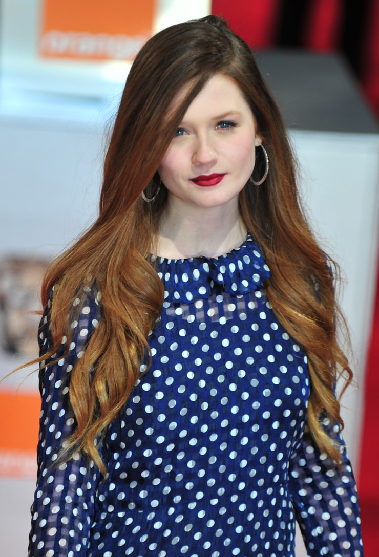 picture of bonnie wright