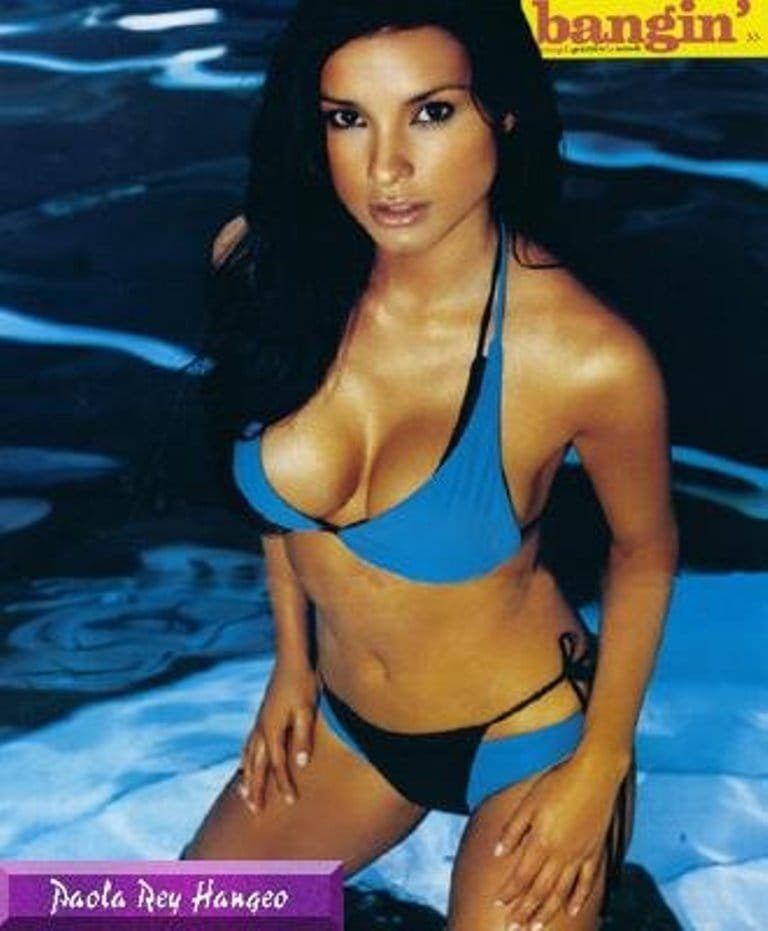 Paola rey sexy