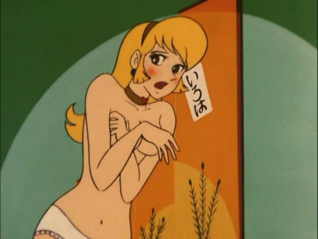 cutey honey nude pics
