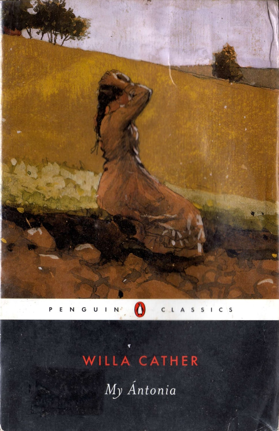 """symbolism in the novel my antonia by willa cather Symbolism – """"my antonia willa cather my antonia in the book  the light to show the ending to jim and antonia's relationship symbolism in this novel is."""