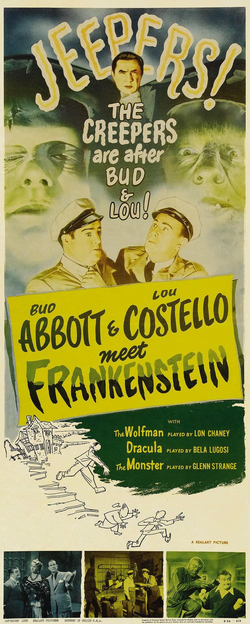 abbott and costello meet frankenstein full movie free