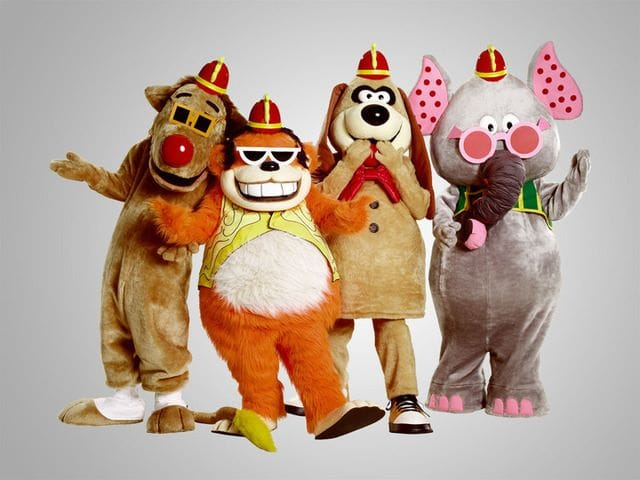 Picture Of The Banana Splits Adventure Hour