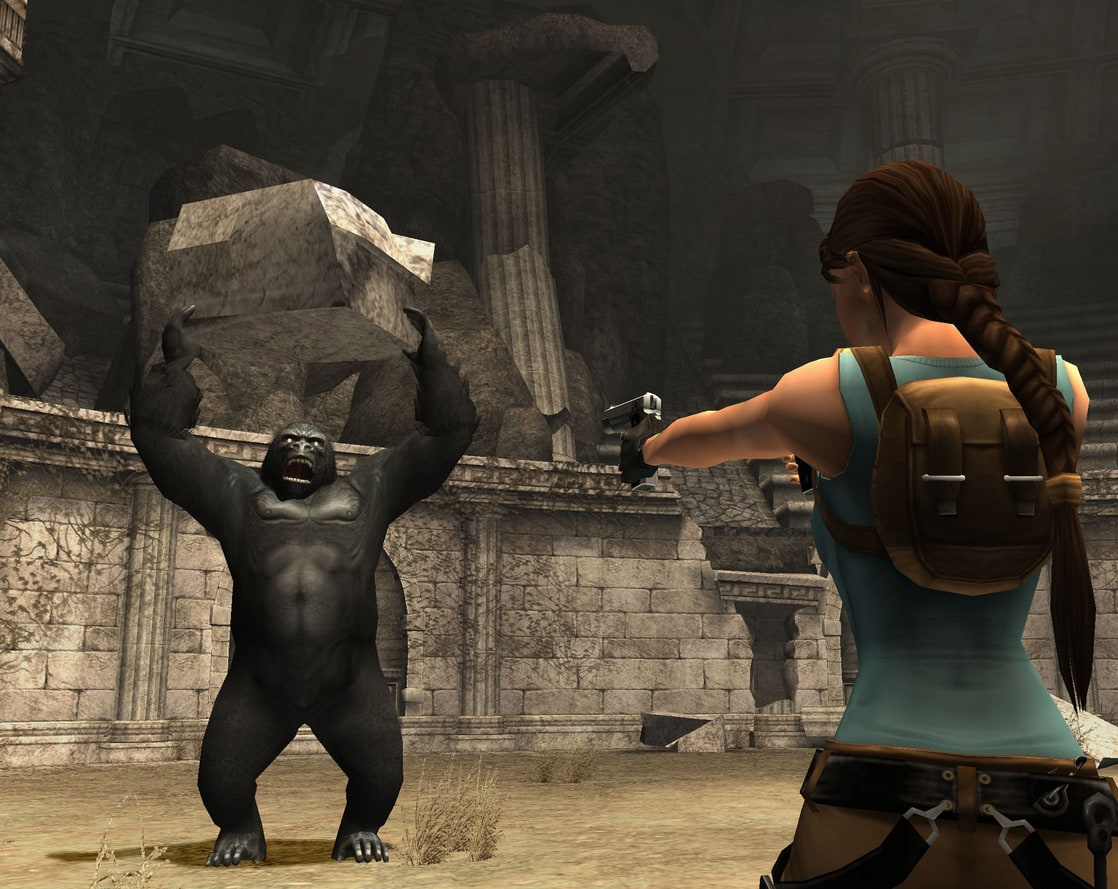 Lara croft tomb raider mod anniversary sex muscle whores