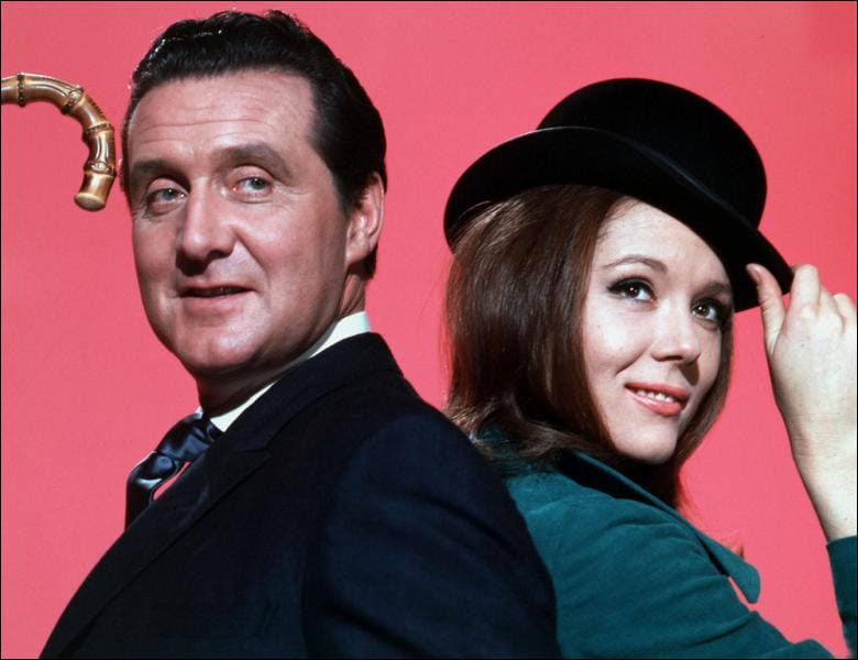 The Avengers                                  (1961-1969)