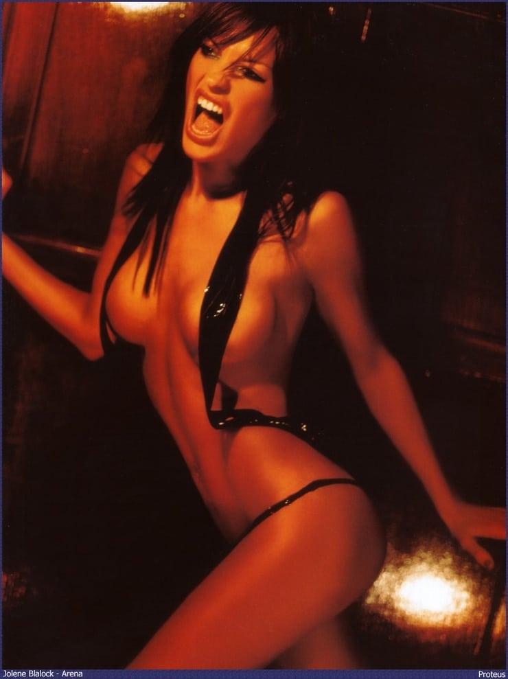 Sexy Nude Jolene Blalock 59