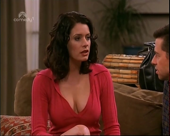 paget brewster topless