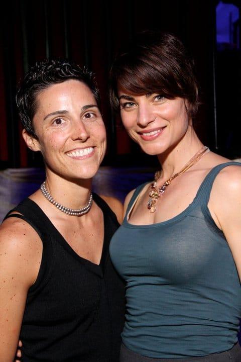Kristin Flickinger & Traci Dinwiddie