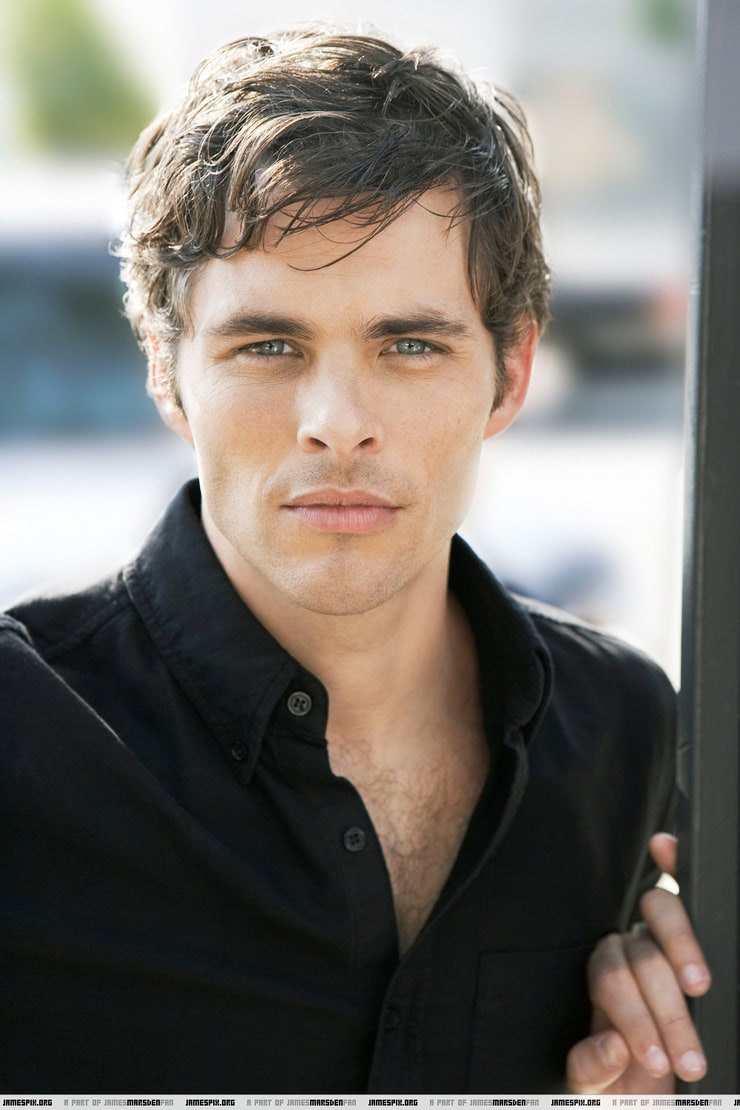 James Marsden Will Star in Sonic the Hedgehog Movie • The