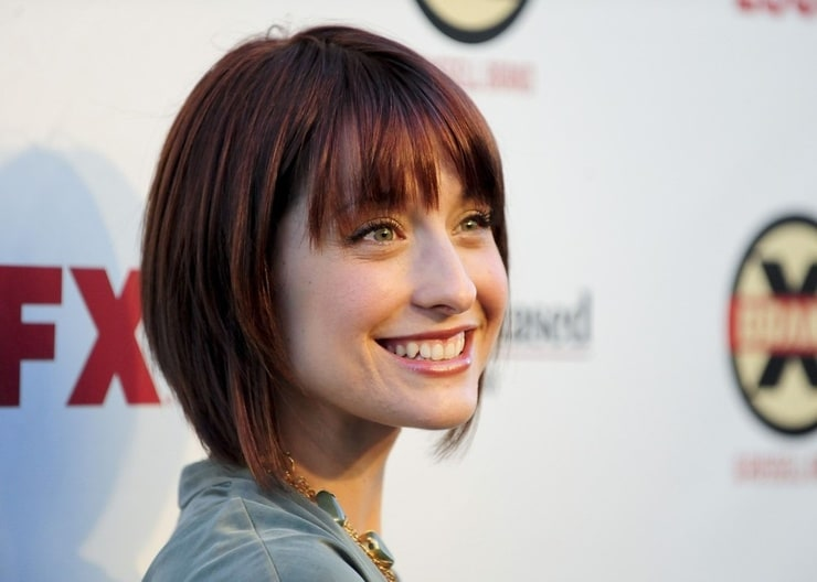 Picture Of Allison Mack