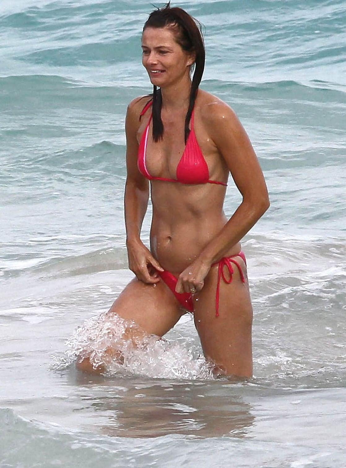 Bikini Paulina Porizkova nude (74 photo), Pussy, Bikini, Selfie, legs 2019