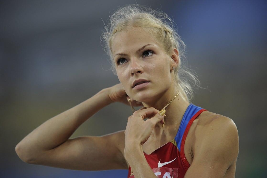 picture of darya klishina