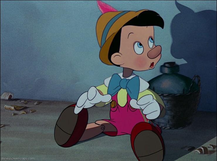 Picture of Pinocchio 1940