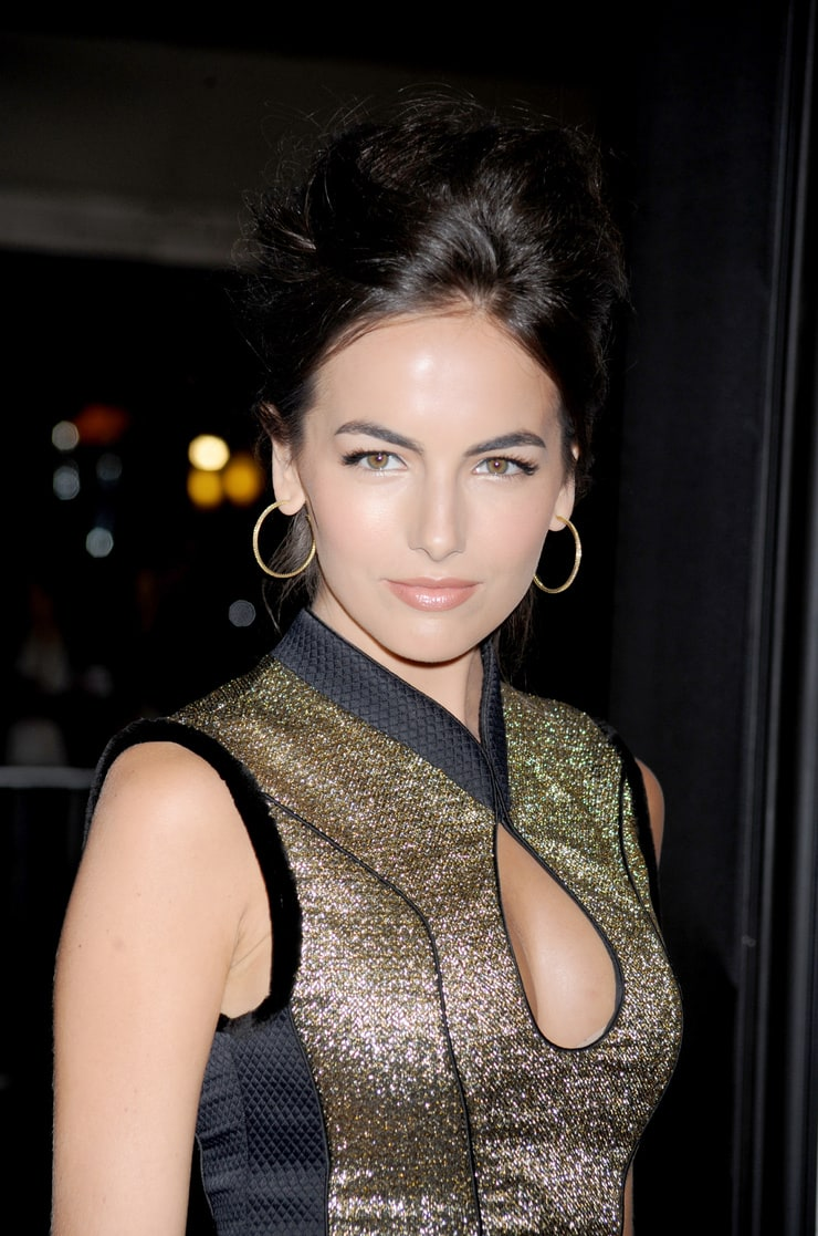 Camilla belle and asian guy — img 8