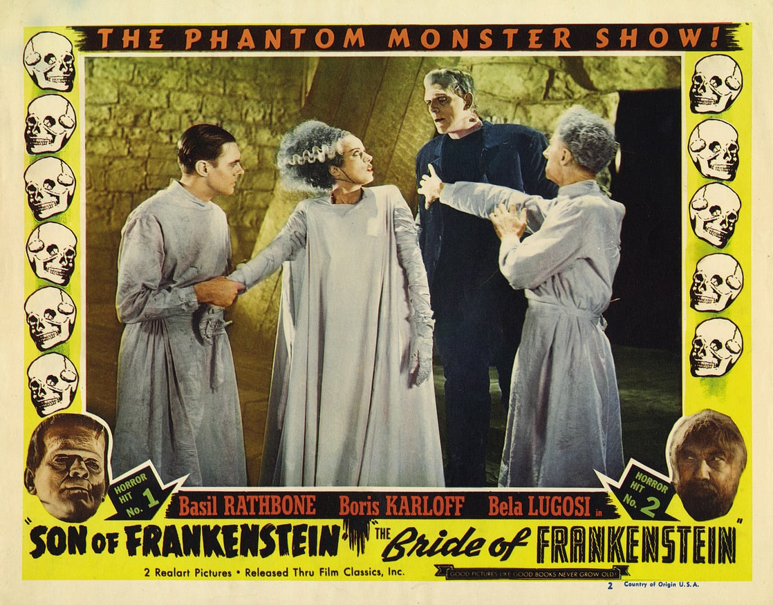 Picture of The Bride of Frankenstein