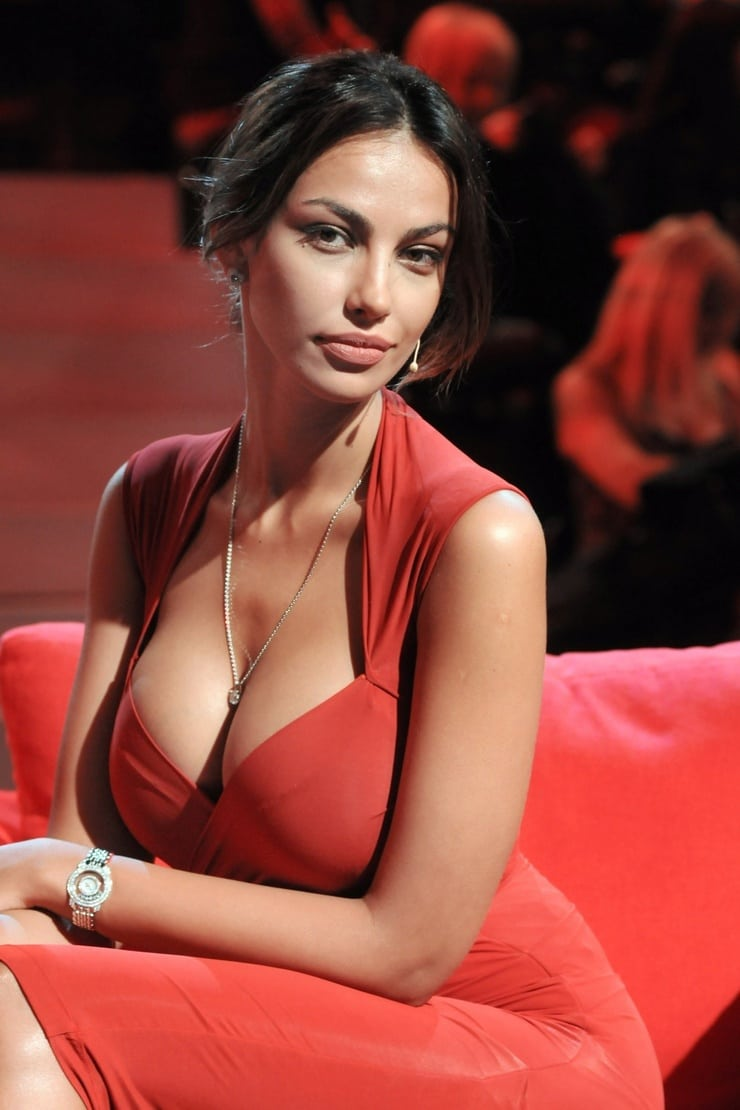 Итальянские фотомодели девушки фото