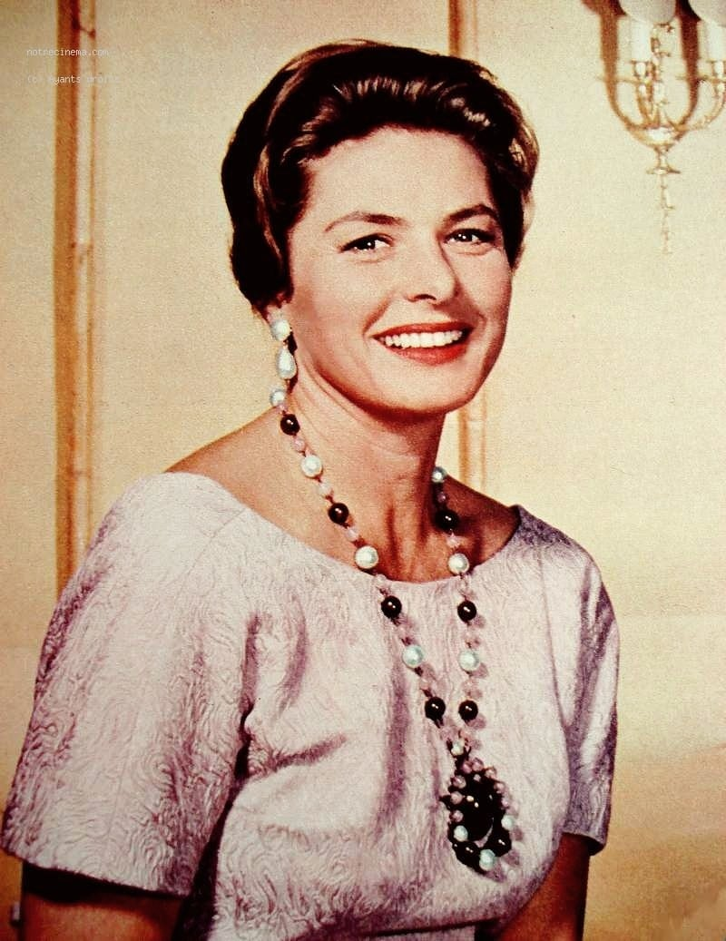 Picture Of Ingrid Bergman