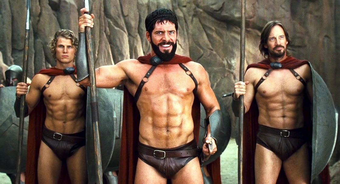 1118full meet the spartans screenshot - Gặp Gỡ Đội Quân Tử Thần - Meet The Spartans (2008)
