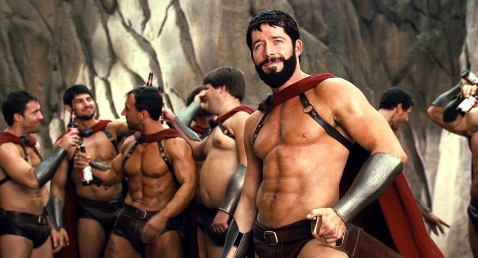 a look at meet the spartans