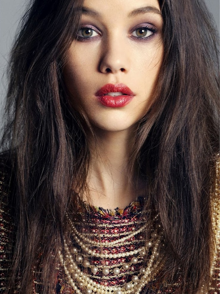 Astrid Berges-Frisbey Nude Photos 76