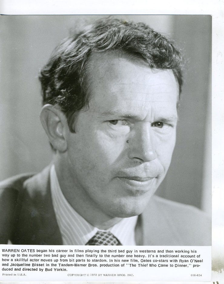 warren oates height