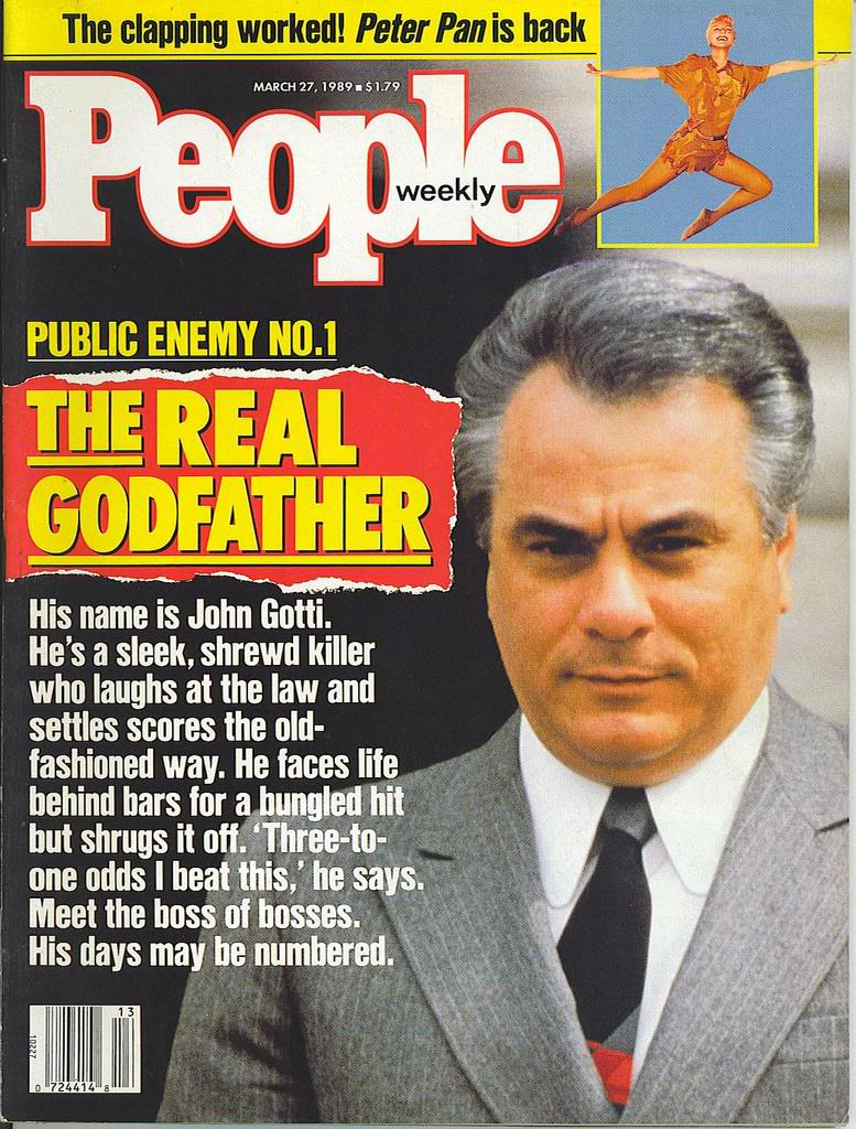 an introduction to the life of john gotti Profile of gangster john gotti with biographical facts, historical events and john gotti's married life.