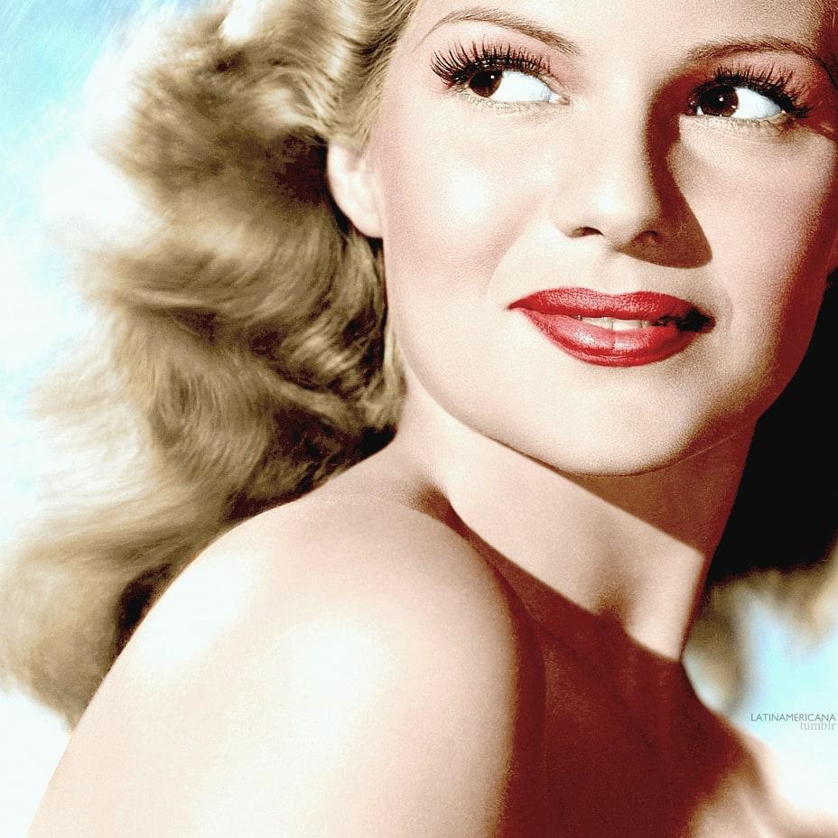 Picture of Rita Hayworth